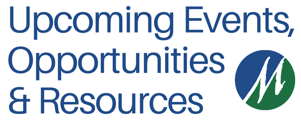 Upcoming Events & Resources for Families and Staff