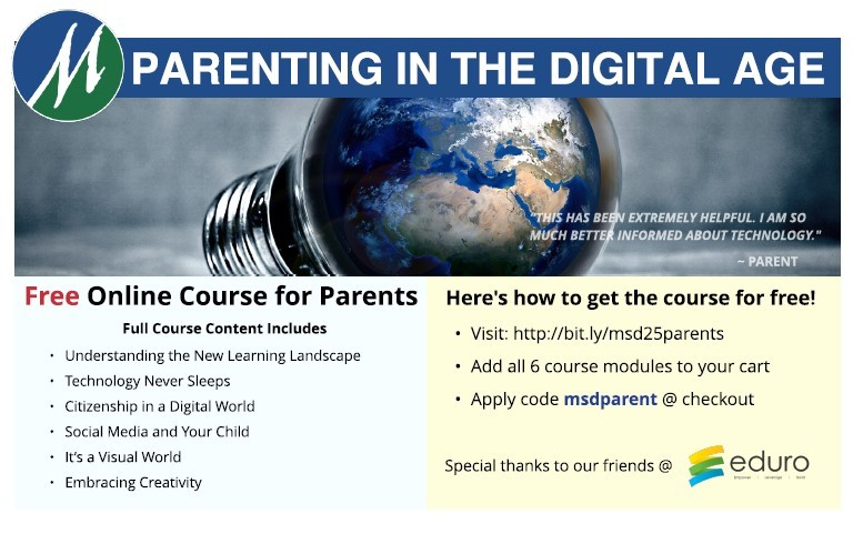 Free Class - Parenting in the Digital Age