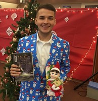 Elf on the Shelf discovered by Lucas Dalton!