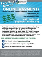 Online Payments at MPHS!