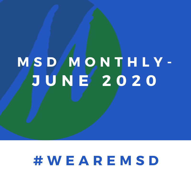 MSD Monthly - June 2020