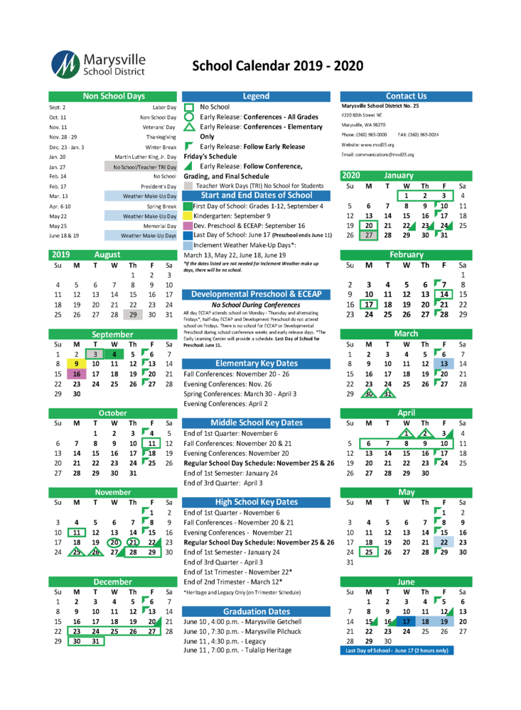 Sunnyside School District Calendar 2021 Photos