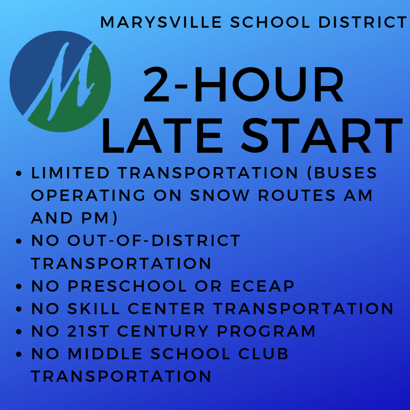 IMPORTANT NOTICE: MSD Inclement Weather Plans for Thursday, 2/7 and Friday, 2/8