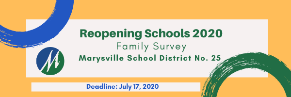 Reopening Schools 2020 Family Survey