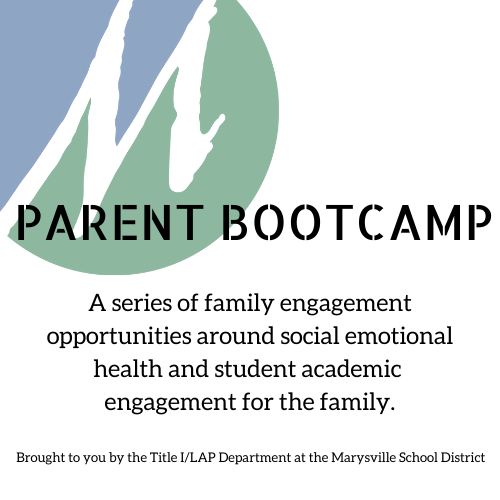 Parent Bootcamp Series - May & June 2021