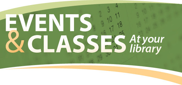 Events and Classes at Sno-Isle (Marysville) Library