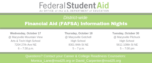FAFSA Application Nights