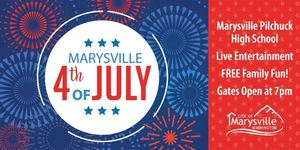 ​It's a blast! Plan now to attend Marysville 4th of July