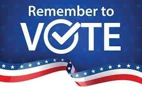 Election Day - Remember to Vote!