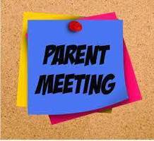 Parent Meeting  - Human Growth and Development