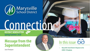 MSD Connection Newsletter, Spring/Summer 2020