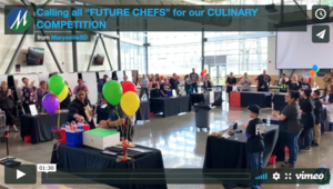 Future Chef Event, March 19th, 2-6pm at Marysville Pilchuck