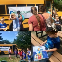 WE'RE ON THE NEWS! Reading on the Road keeps Marysville kids reading