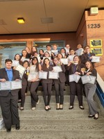 Nice job, Marysville Getchell FBLA!