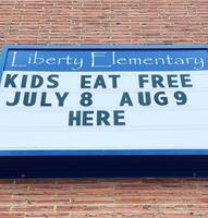 Kids and Teens Eat Free