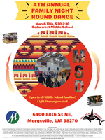 ​4th Annual Family Night Round Dance