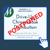 IMPORTANT! K - 5 Chromebook Distribution Postponed