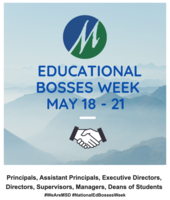 Happy Educational Bosses Week