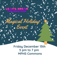 Leah's Dream Foundation's Magical Holiday Event