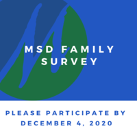 Family Survey - Please participate by December 4