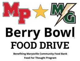 Berry Bowl Food Drive