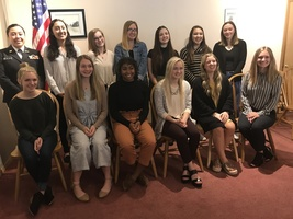 Soroptimist Scholarship Recipients