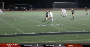 "Marysville-Getchell ""Chargers"" 3A Girls Soccer vs Marysville-Pilchuck ""Tomahawks"""