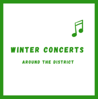 Winter Concerts Around the District