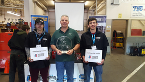 MPHS Automotive Program Students Compete and Excel!