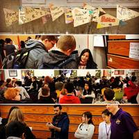 Cedarcrest Middle School Career Fair for 8th-grade students