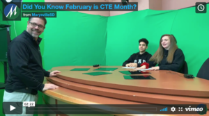 Did You Know February is CTE Month?