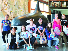 WE'RE ON THE NEWS: Quil Ceda 5th Graders celebrate Salmon Homecoming