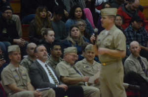 WE'RE ON THE NEWS: Attention on NJROTC as 23 get perfect scores at inspection