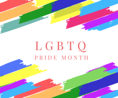 June is LGBTQ Pride Month