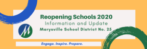 Reopening Schools 2020 - A Message from Jason Thompson, Superintendent