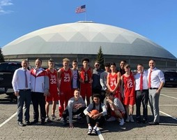 MP Boy's Basketball Team takes 4th in State