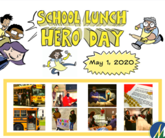 ​School Lunch Hero Day