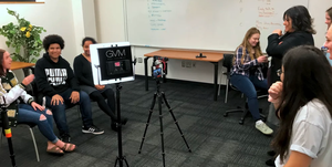 Meet Marysville Getchell High School's student film crew behind Side Reels documentaries