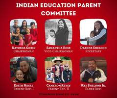 New Indian Education Parent Committee Board Elected