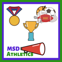 MSD ATHLETICS: Good luck, teams!​