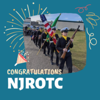 Congratulations on your well-deserved success, Cadets!