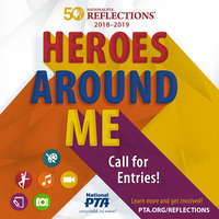 PTSA Annual Reflections Art Competition