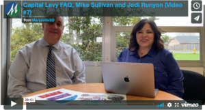 Capital Levy FAQ, Mike Sullivan and Jodi Runyon (Video #7)