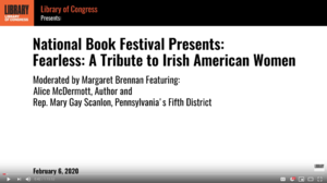 Irish-American Heritage Month, Celebration of Irish-Americans Contributions