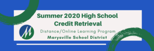 Online High School Credit Retrieval Registration Now Open
