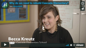 Why do we need to rebuild Cascade Elementary?