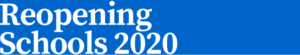 Reopening Schools 2020 Update for Grades K - 12 from Jason Thompson, Superintendent