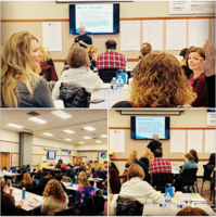Marysville ELL Critical Data Process Training Program led by Steve Gill.