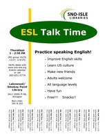 ESL Talk Time