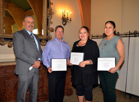 Congratulations to our WASA Region 109 Award Recipients!
